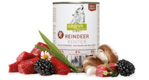 ISEGRIM Adult Forest: Sob s černicami a šampiňónmi