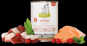 ISEGRIM Adult Prairie: Hus s batátmi, šípkami a bylinkami