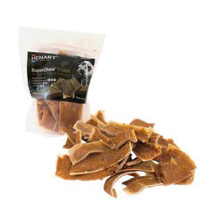HenArt Super Chew – Bravčové mäso na koži