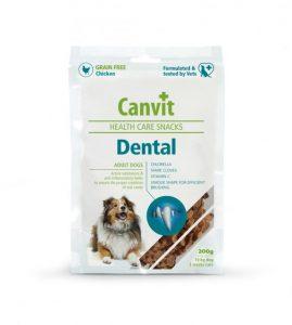 Canvit Health Care dog Dental Snack 200 g