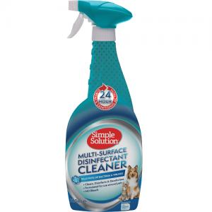 Multi-Surface Disinfectant Cleaner – dezinfekčný prostriedok na rôzne povrchy, 750 ml