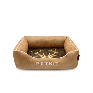 Funkčný ľanový pelech PetKit v severskom štýle