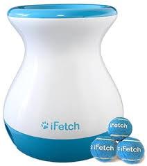 iFetch Frenzy gravitačný vrhač loptičiek pre malé a stredné psy