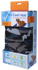 KW PET COOL MAT – chladiaca podložka