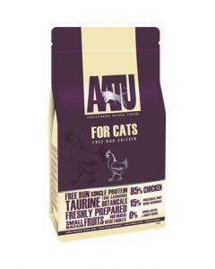 AATU Cat 85/15 Chicken