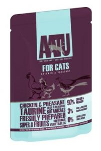 Aatu Cat Chicken & Pheasant  85g