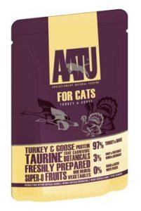 Aatu Cat Turkey & Goose 85g