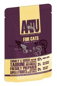 Aatu Cat Turkey & Goose 85g
