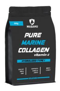 MASAHU Marine Collagen +Vitamín C 500g