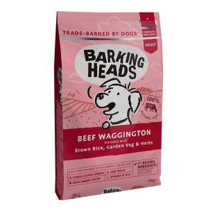 BARKING HEADS Beef Waggington