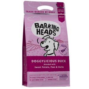 BARKING HEADS Doggylicious Duck