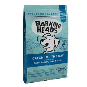 BARKING HEADS Fish-n-Delish NEW