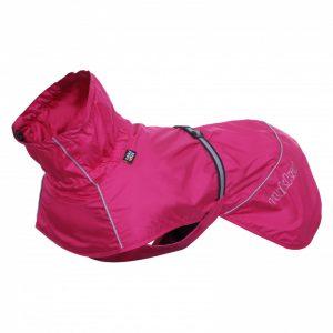 Pršiplášť pre psa Rukka Hase ružový