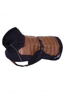 Rukka Airborn čierno hnedá – teplá vesta pre psa