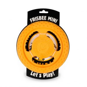 KIWI Frisbee mini oranžový