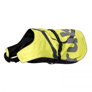 Bezpečnostná reflexná vodeodolná vesta Flap vest