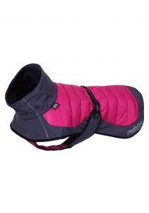 Rukka Airborn ružovo sivá -teplá vesta pre psa