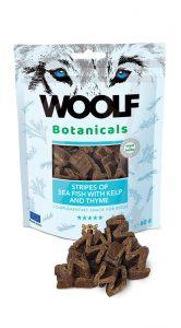 WOOLF Botanicals Morské ryby s morskou riasou a tymiánom 80 g