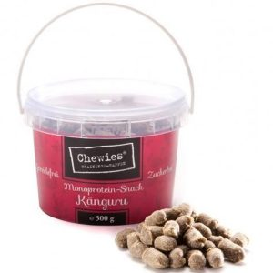 CHEWIES Trainings-Happen Känguru – klokanie 300 g