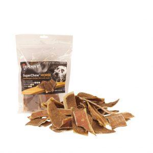 HenArt Super Chew – Konské mäso na koži