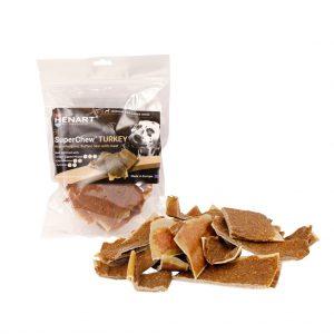 HenArt Super Chew – Morčacie mäso na koži