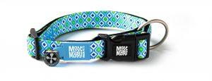 Max & Molly Smart ID obojok Retro Blue