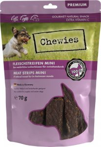 CHEWIES 100% kengurie mäso Mini 70 g