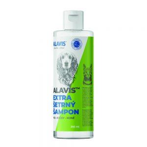 ALAVIS Šampón extra jemný 250 ml