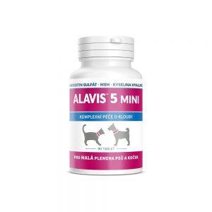 ALAVIS 5 Mini pre psov a mačky 90 tbl